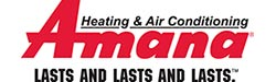 Amana Heating And Air Conditioning Logo
